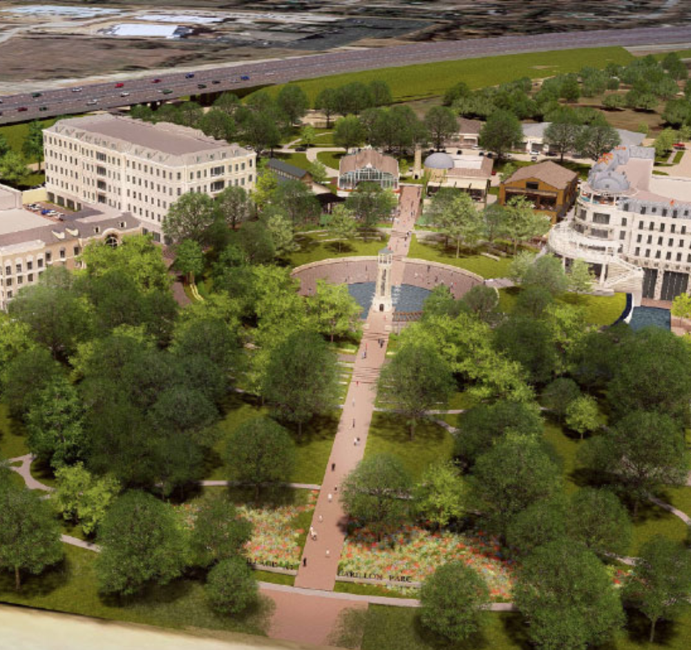 Southlake's Carillon Parc concept plan revised to create project 'unlike anything else in North Texas'